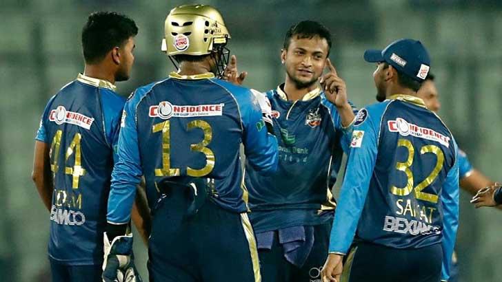 Rangpur Riders post 142 runs