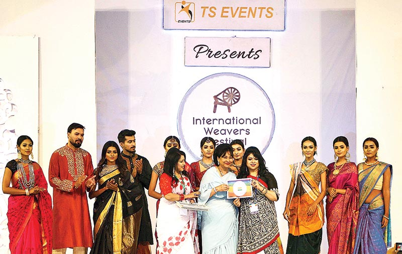 3rd International Weavers Festival held