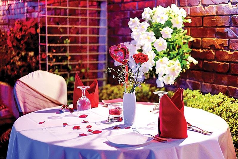 Enjoy Valentine's Day @ Dhaka Regency
