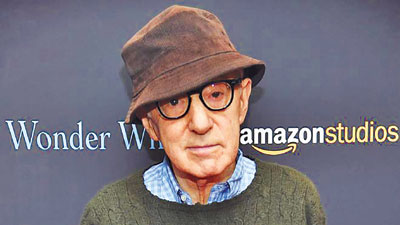 Woody Allen sues Amazon for £68m for dropping A Rainy Day in
