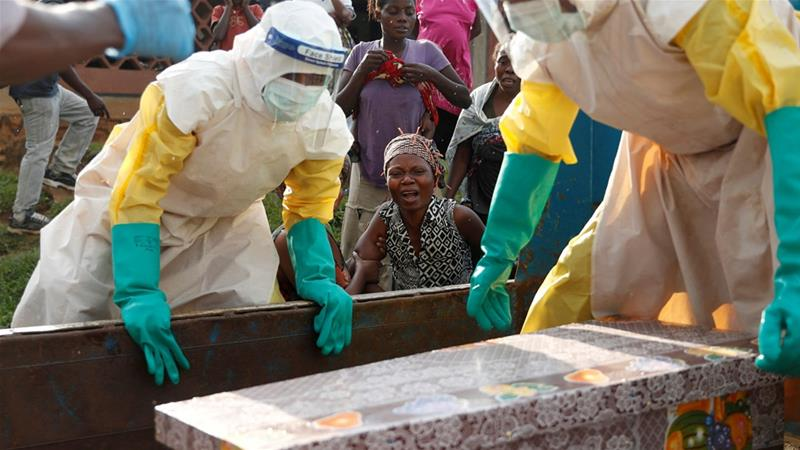Ebola death toll in DR Congo passes 500