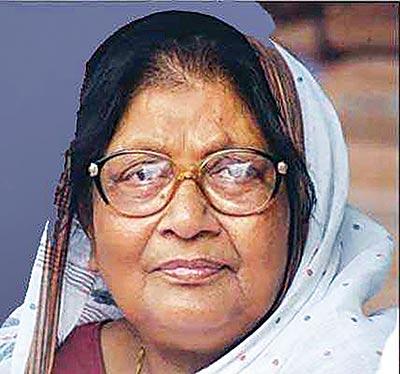 Sajeda Chy made JS deputy leader again