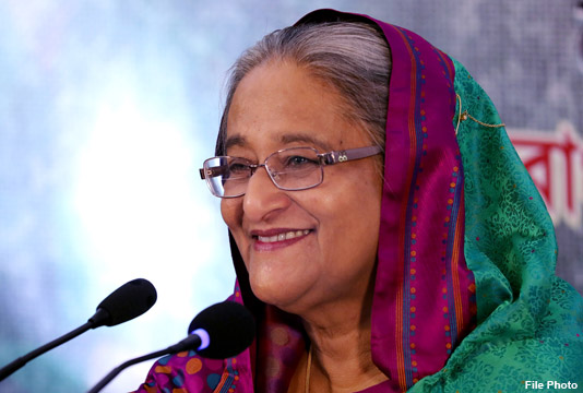 PM says she will stay at village after retirement
