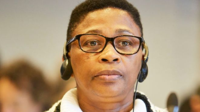 Nigeria widow testifies against Shell
