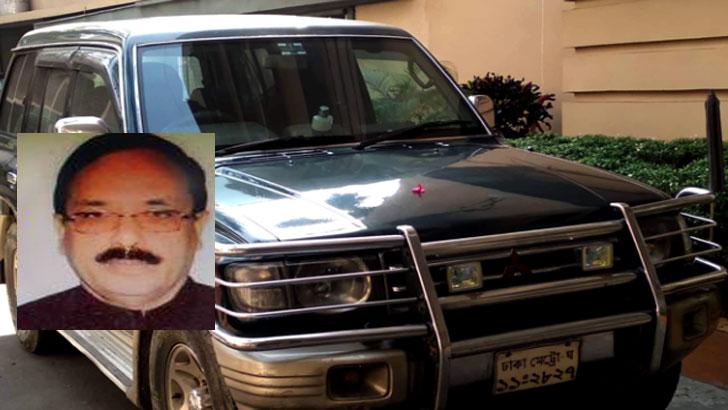 PDB leader Alauddin refutes ACC allegation on jeep use