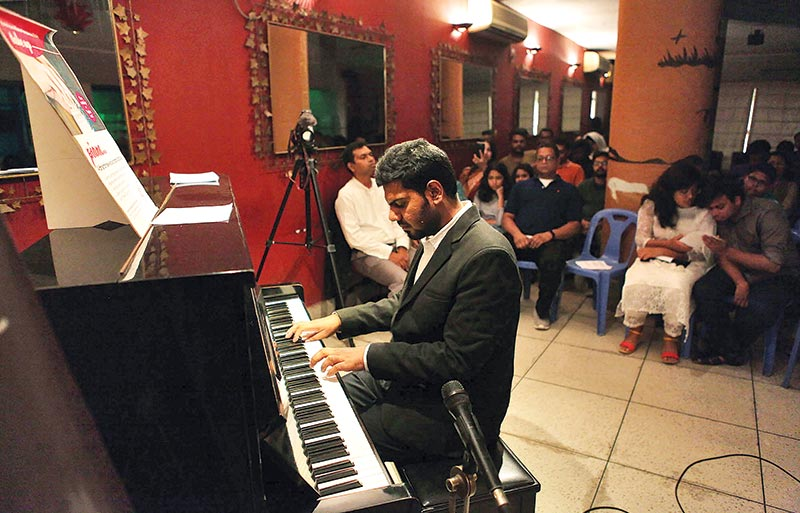 Piano Concert at Alliance Française de Dhaka