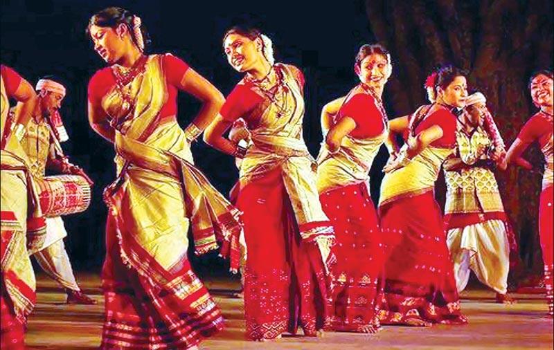 An evening of Kathak dance