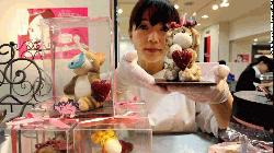 Why Japanese women rebel against Valentine's Day, but buy chocolate