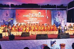 Two-day long festival for Barin Mazumder