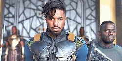 Michael B. Jordan says he needed therapy after Black Panther