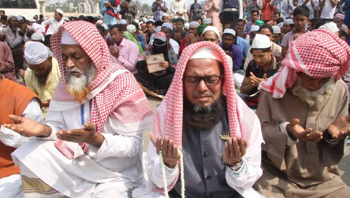 2nd phase of Bishwa Ijtema ends with Akheri Munajat