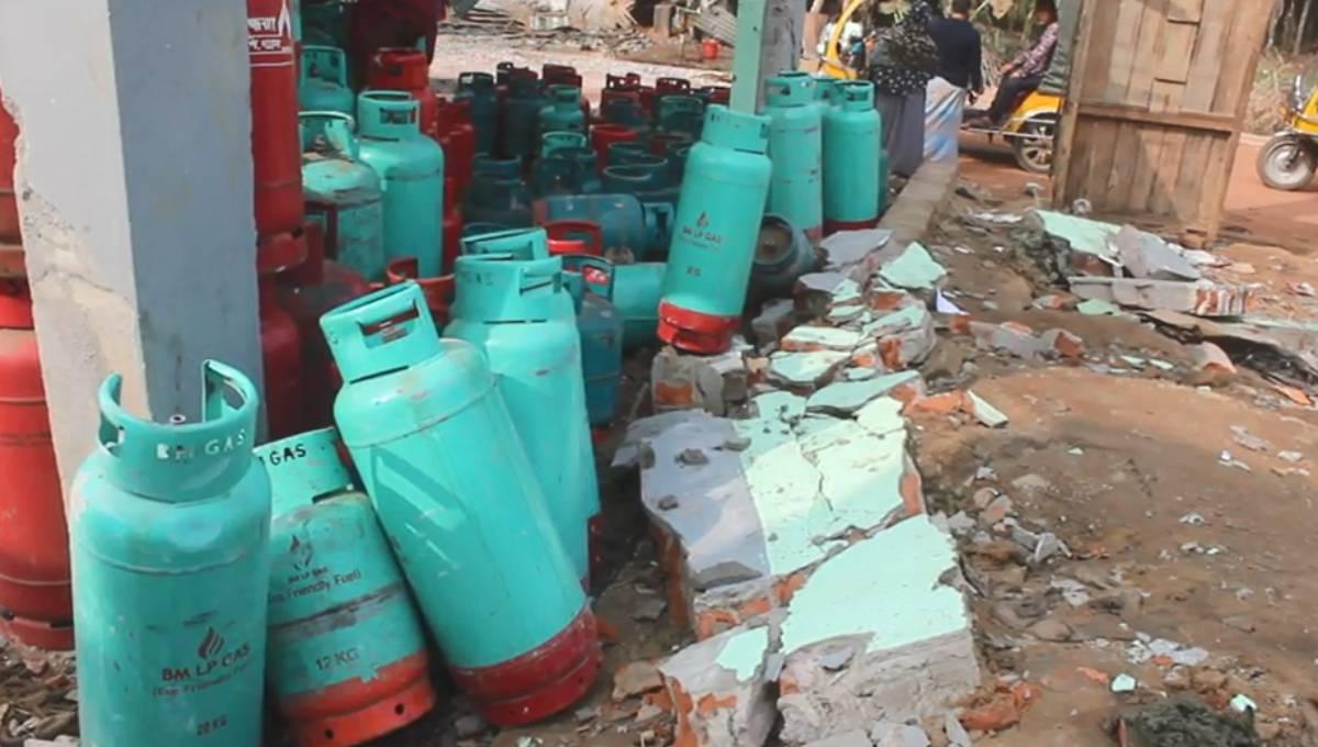 7 burnt in Khagrachhari gas cylinder blast