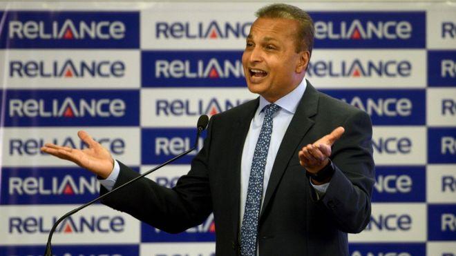 Indian billionaire Ambani risks jail