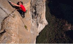 If he falls, he dies:' Climbing 3000ft without ropes