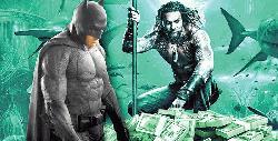 Aquaman passes Batman V Superman at NA Box Office