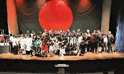 ISD celebrates multilingualism of 27 nationalities