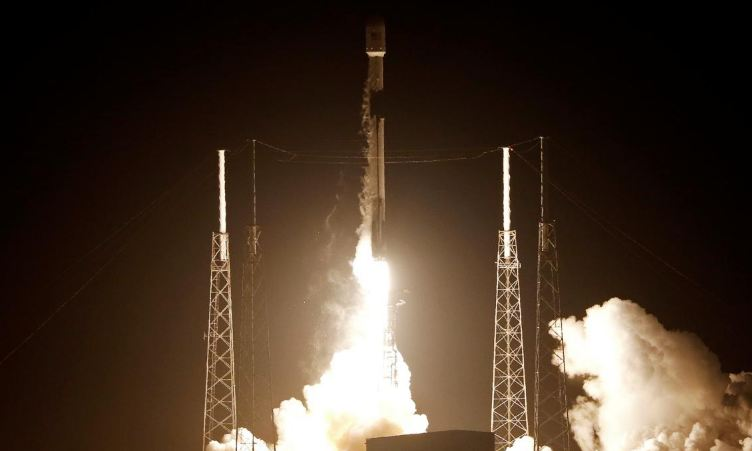 Israel's first lunar lander launched into space from Florida