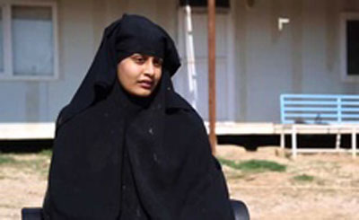 IS bride Shamima has fled Syrian camp: Lawyer
