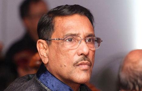 Obaidul Quader hospitalised, 3 blocks found in artery