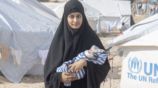 IS bride Shamima's baby is dead: Syrian group