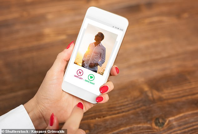Research has found that nearly 30 per cent of dating app users are spending over seven hours per week trying to find a match, and 14 per cent swipe for over 14 hours, encouraged by a phenomena known as 'infinite swipe' that sees users swiping through endless faces on the app