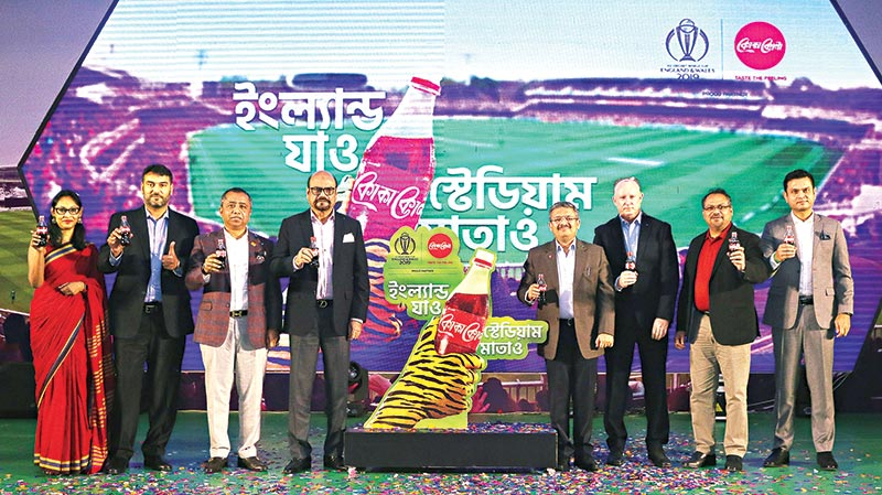 ICC and Coca-Cola team up to Celebrate Cricket