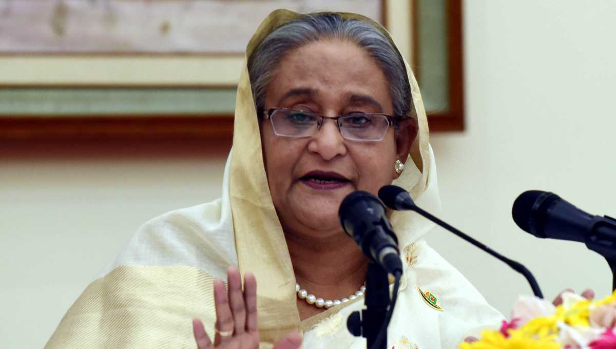 PM Hasina urges affluent people to serve distressed humanity