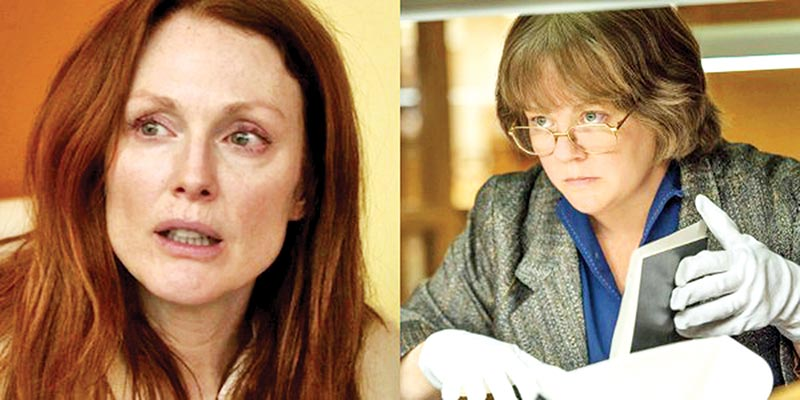 Julianne Moore was fired from Can You Ever Forgive Me and it's still 'Painful'