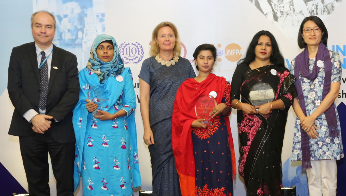 UN honours 3 Bangladeshi women for innovative approach towards gender equality