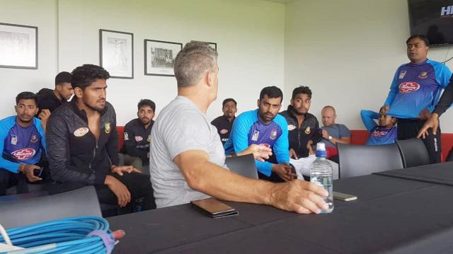 Bangladesh-New Zealand third Test cancelled