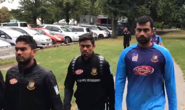 Bangladesh cricketers ready to back home