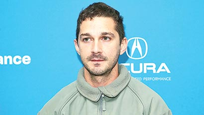 Shia LaBeouf was 'Reaching for God' during troubled shoot