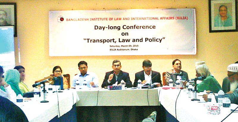 BILIA Conference on 'Transport, Law and Policy'