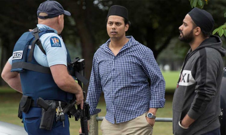 Linwood mosque 'hero' tackled gunman, grabbed weapon
