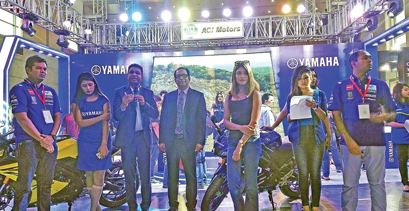 Inauguration ceremony of the three-day 5th Dhaka Bike Show