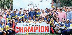 Prime Bank Cricket Tournament-2019 successfully concluded