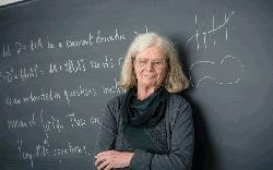 Karen Uhlenbeck is 1st woman to receive top math prize