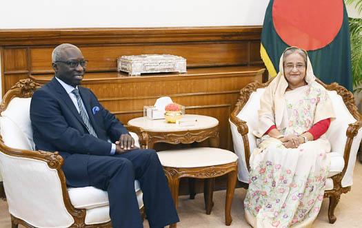 UN to raise 1971 Pak genocide in int'l forum, Adama Dieng tells PM