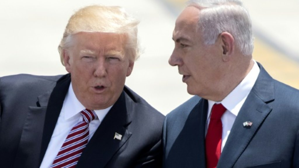 Trump to recognise Golan as Israel's territory Monday