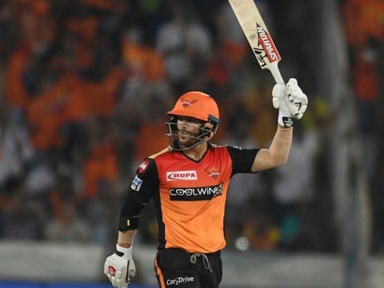 Warner leads Hyderabad to win over Rajasthan Royals - Sports