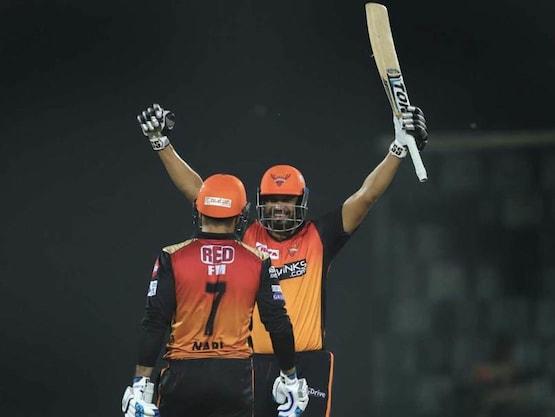 SunRisers Hyderabad beat Delhi Capitals by 5-wkt - Sports