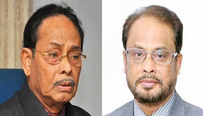 GM Quader to work JP chief in absence of Ershad