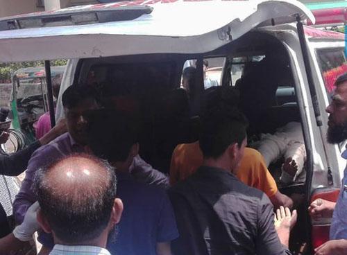 Medical board formed for burn injured Feni madrasha student