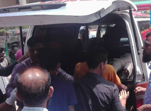 Burn injured Feni madrasha student on life support