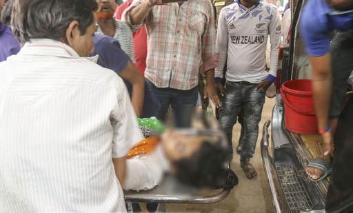 Feni madrasha girl's condition too critical to send to Singapore