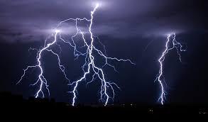 Lightning strikes kill 3