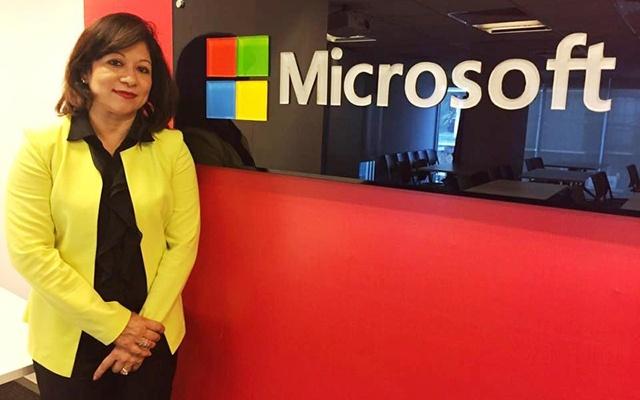 Sonia Bashir Kabir quitting Microsoft