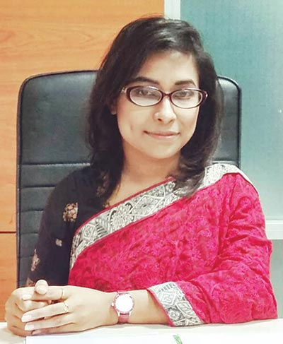 Samia Tasnim Nutritionist, Labaid Hospital