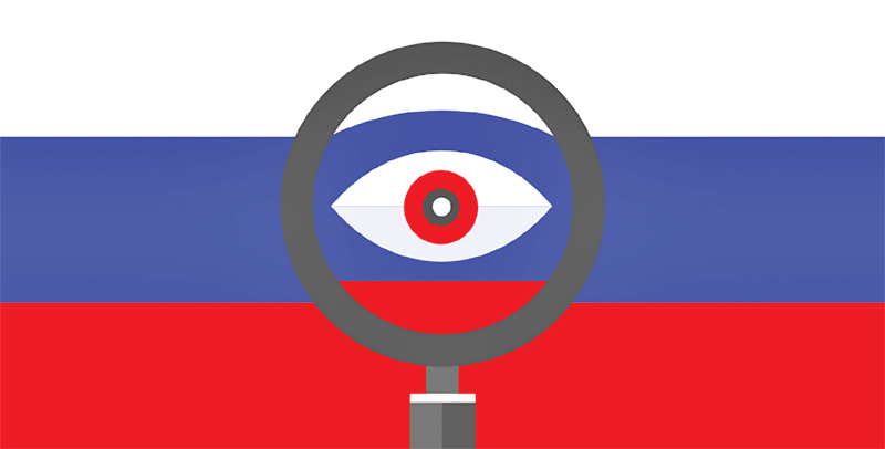 Russian internet law against 'disrespecting' government