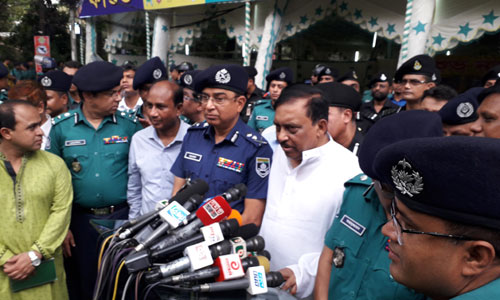 No threat over Pahela Baishakh celebration: Home Boss